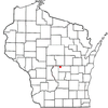 Location Of Plainfield Wisconsin