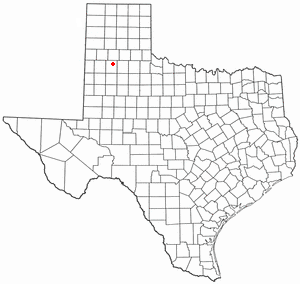 Location Of Plainview Texas
