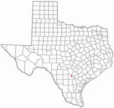Location Of Pleasanton Texas