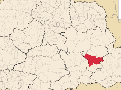 Location Of Ponta Grossa