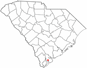 Location Of Port Royal South Carolina