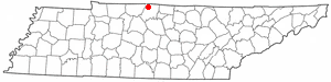 Location Of Portland Tennessee