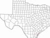 Location Of Portland Texas