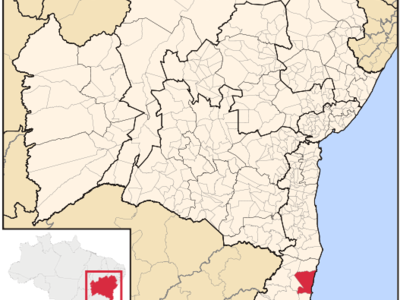 Location Of Porto Seguro