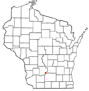 Location Of Prairie Du Sac Wisconsin
