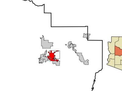 Location In Yavapai County The State Of Arizona
