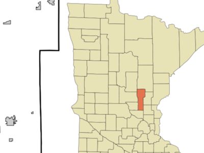 Location Of Princeton Minnesota