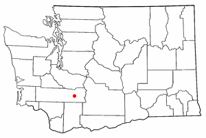 Location Of Randle Washington
