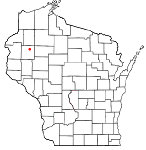 Location Of Rice Lake In Barron County Wisconsin