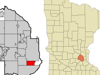 Location In Hennepin County Minnesota
