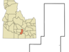 Location Of Rupert Idaho
