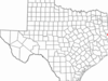 Location Of San Augustine Texas