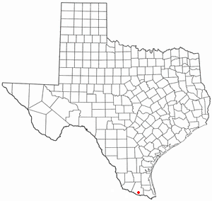 Location Of San Juan Texas