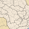 Location Of So Bernardo Do Campo