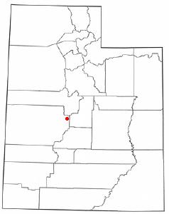 Location Of Scipio Utah