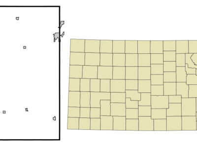 Location Of Seneca Kansas