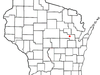 Location Of Shawano Wisconsin