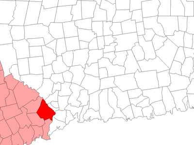 Location In Fairfield County Connecticut