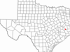 Location Of Shepherd Texas
