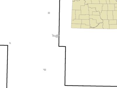 Location Of Sherwood North Dakota