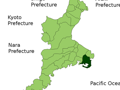 Location Of Shima In Mie