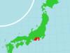 Location Of Shizuoka Prefecture