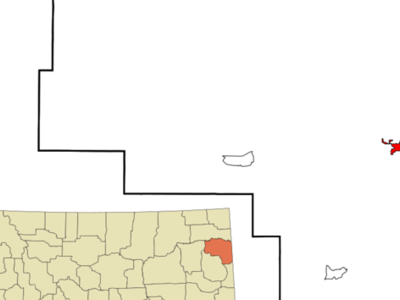 Location Of Sidney Montana