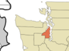 Location Of Silverdale Washington