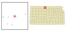 Location Of Smith Center Kansas