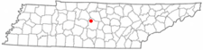 Location Of Smyrna Tennessee