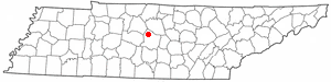 Location Of Smyrna Tennessee