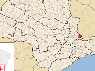 Location In The State Of So Paulo