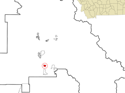 Location Of Somers Montana