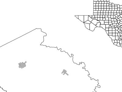 Location Of Somerville Texas
