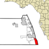 Location In Indian River County And The State Of Florida