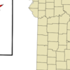 Location Of St. James Missouri