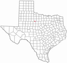 Location Of Stamford Texas