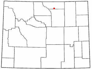 Location Of Story Wyoming