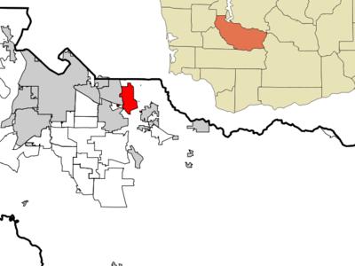 Location Of Sumner Washington