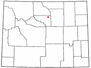 Location Of Ten Sleep Wyoming
