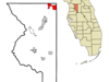 Location Of The Villages In Sumter County And The State Of Flori