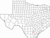Location Of Three Rivers Texas