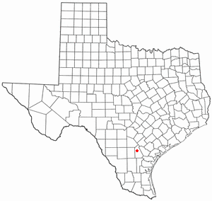 Location Of Three Rivers Texas