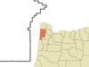 Location In Oregon