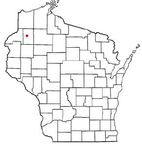 Location Of Trego Wisconsin