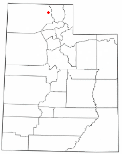 Location Of Tremonton Utah