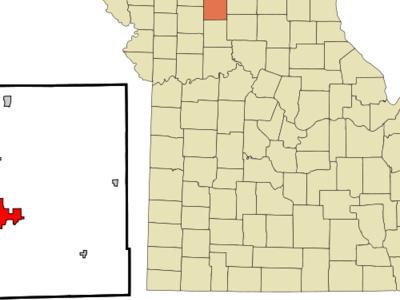 Location Of Trenton Missouri