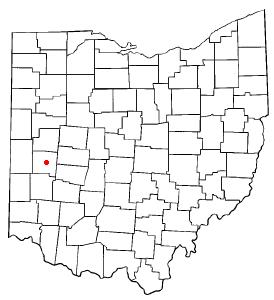 Location Of Troy Ohio