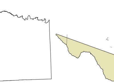 Location In Smith County And The State Of Texas