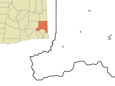 Location Of Uniontown Washington